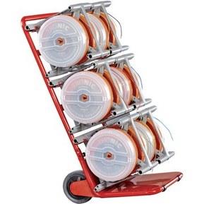 Chariot de stockage TRONIC pour les  monoconducteurs.