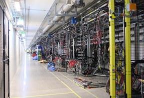 Signalkablar för styrning och övervakning i acceleratorn