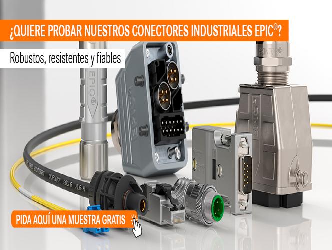 Conectores industriales EPIC