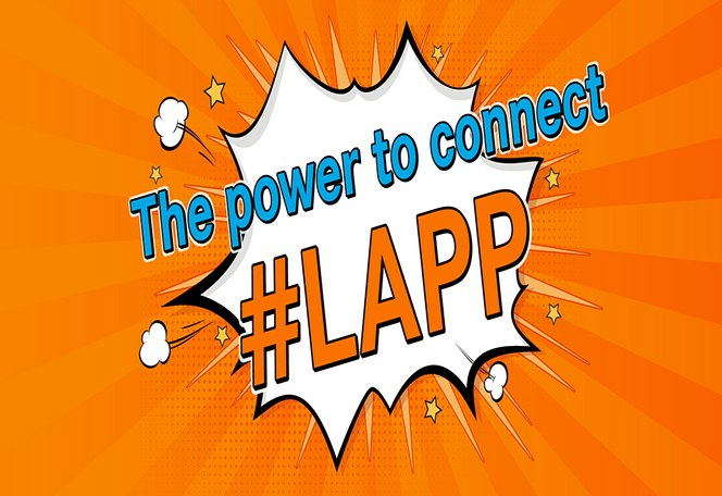 The power to connect – #LAPP