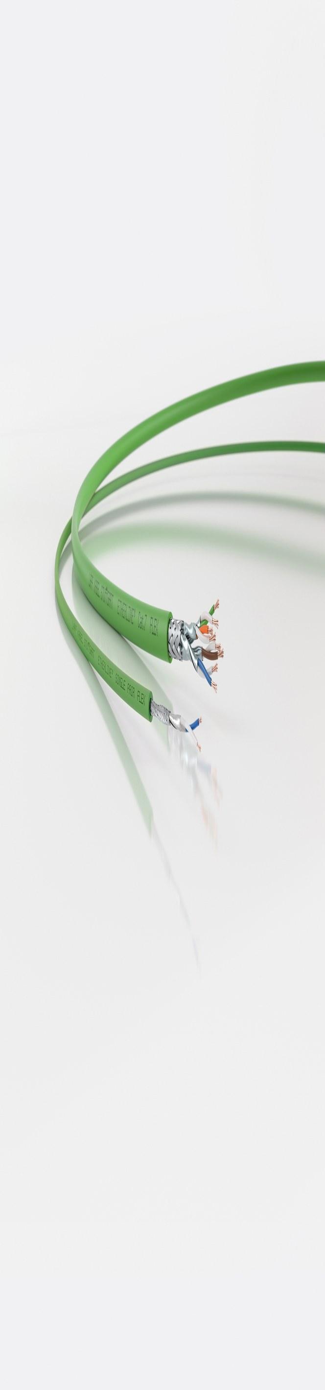 Замість чотирьох пар - кабелі Ethernet з однією парою