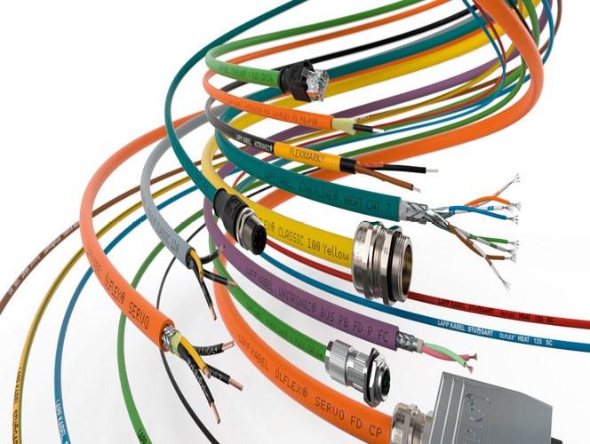 Cables LAPP para la industria