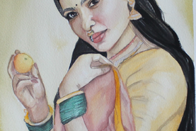 Raja Ravi Verma Rendition