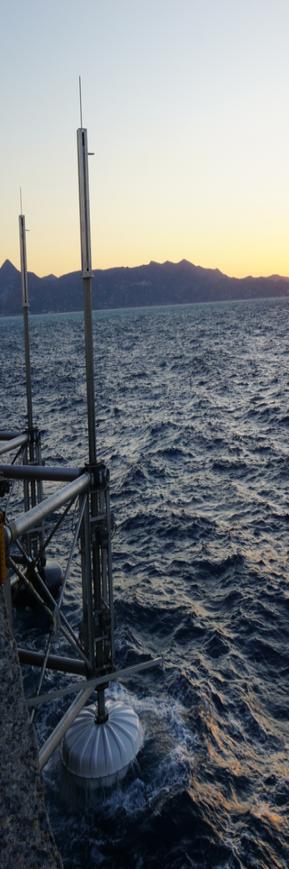 У червні 2018 року в порту Іракліона, на Криті, було встановлене друге покоління тестових модулів SINN Power. Вони можуть витримувати будь-який негативний вплив морської води та навіть міць десятиметрових штормових хвиль.