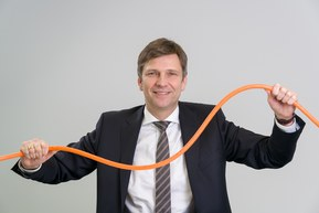 Georg Stawowy, předseda představenstva Lapp Holding pro techniku a inovaci