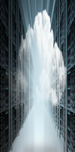 cloud computing för industri