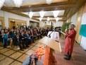 Feierlichkeiten anlässlich des Indischen Nationalfeiertags - 2019