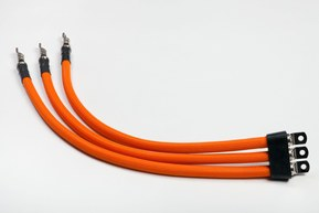 Extruded e-mobility cabling