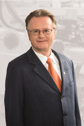 Andreas Lapp, Presedintele Consiliului de Administratie al LAPP Holding AG si membru al Consiliului de Administratie pentru Marketing si Vanzari