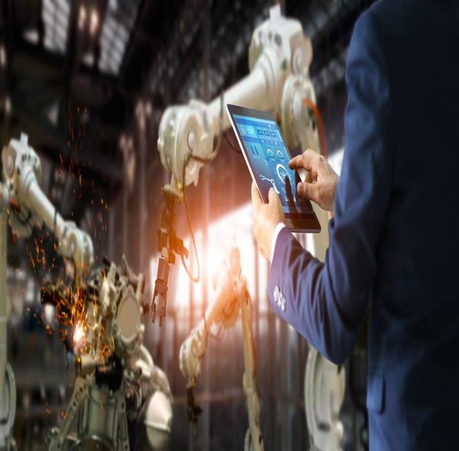 Rygraden i Industrial Internet of Things (IIoT)