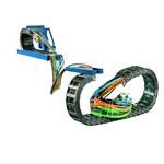цепь с конфекционированным кабелем и дополнительными функциональными устройствами