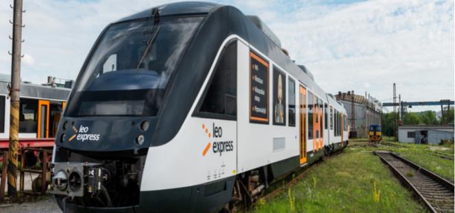 Banner Czech Train case study
