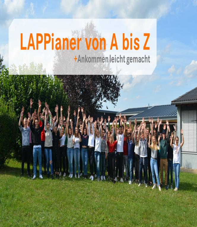 Bild Schueler LAPPianer von A bis Z