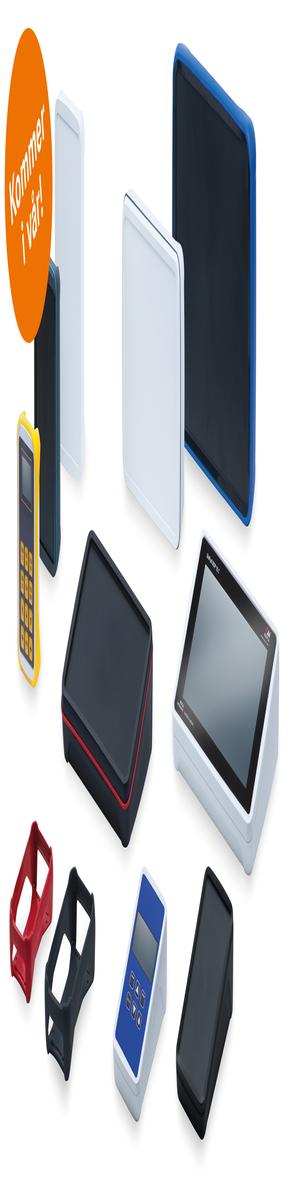BoPad elektronikkapsling