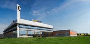 Administrativní a logistické centrum společnosti LAPP KABEL s.r.o. s novou výrobní halou