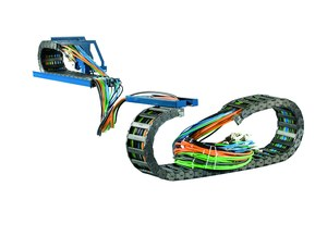 Cadenas portacables - Extended chain
