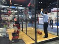 Comau Basketball Roboter 1