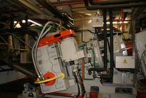 Застосування кабелю Lapp в гумозмішувачах