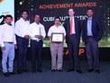 Cubix Automation receiving the 3rd Best Dealer Award in Western Region
