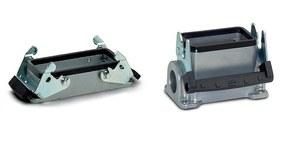Podélné a příčné umístění třmenu u konektorů EPIC®