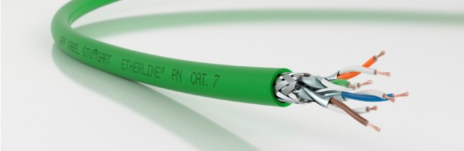 Cable Ethernet ETHERLINE® PN Cat.7