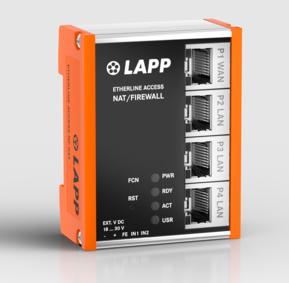 Switch industrial de LAPP
