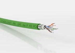 Кабель ETHERLINE® PN CAT.6A Fast Connect – поєднує в собі швидкий та зручний монтаж з високими швидкостями передачі даних.