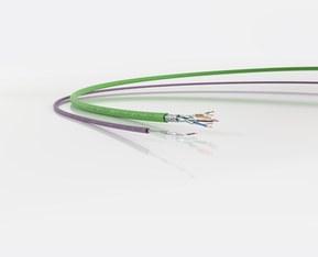 Jednopárový ethernetový kabel