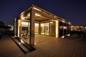 Az Ecolar ház