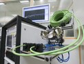 Elektrische Prüfung Testcenter