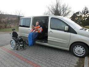 Nový vůz pro Danyho