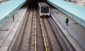 Metro v Oslu, linka T-bane - životní tepna hlavního města Norska Oslo. Zdroj: Getty Images