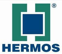 HERMOS logo
