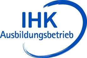 Anerkannter Ausbildungsbetrieb der IHK, Region Stuttgart