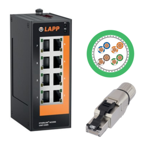 ETHERLINE® ACCESS Kits | Lapp Italia