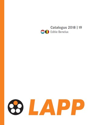 LAPP Catalogus editie 2018 - 2019