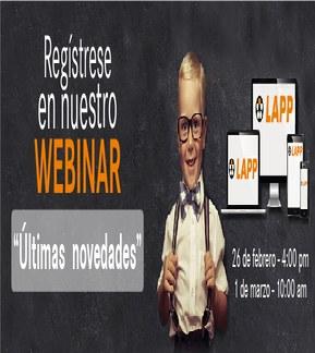 Webinar LAPP