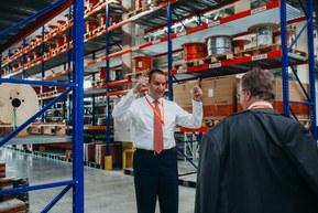Новый склад Lapp Group Россия почти в 4 раза больше старого.