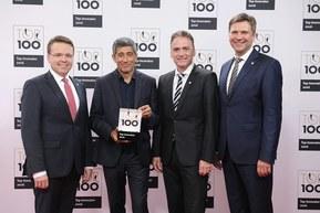 Lapp Group a ajuns în top 100 companii germane inovatoare