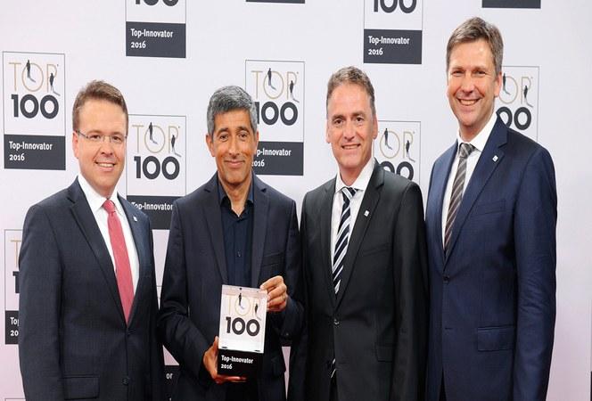 Lapp gehört zu den Top 100, den innovativsten Unternehmen des deutschen Mittelstands