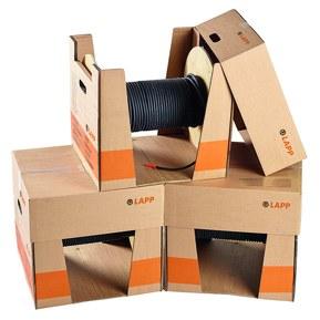 Let og prisbillig kabelafruller fra LAPP