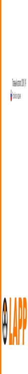 Каталоги и брошюры по кабельно-проводниковой продукции и решениям LAPP