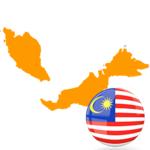 Malaysia 300x300 Flag