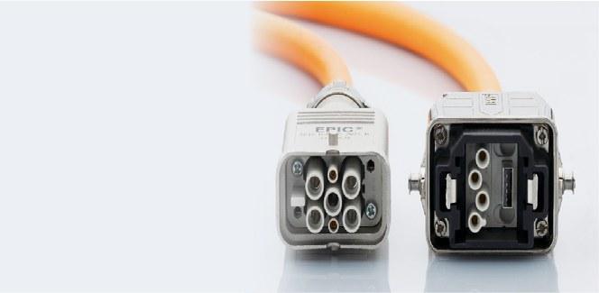 Conectores rectangulares de LAPP