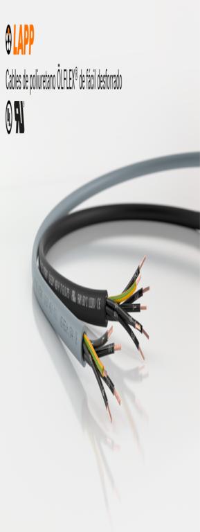 Novedades sobre cables UL