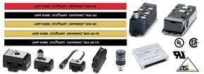 Rango de producto para AS-i: cables, modulos I/O, distribuidores, accesorios