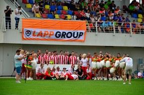 Turneul Internațional de Fotbal și Volei - Centrul Național de Fotbal Buftea