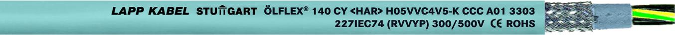 ÖLFLEX® 140 CY