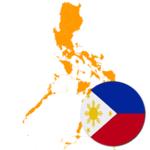 Philippines 300x300 Flag