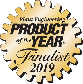 Plant Engineering Prod of the Year finalist 2019 logo